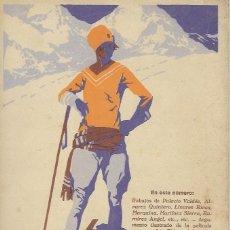 Coleccionismo de Revistas y Periódicos: REVISTA LECTURAS BARCELONA ENERO 1927. Lote 191159101