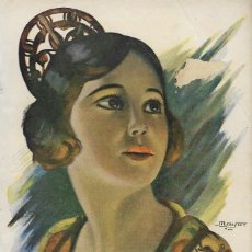 Coleccionismo de Revistas y Periódicos: REVISTA LECTURAS BARCELONA JULIO 1924. Lote 191159365
