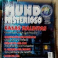 Coleccionismo de Revistas y Periódicos: REVISTA MUNDO MISTERIOSO NÚMERO 1. Lote 191228332