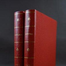 Coleccionismo de Revistas y Periódicos: REVISTAS LECTURAS AÑOS 30. Lote 191296360