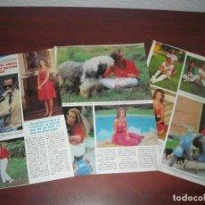 Coleccionismo de Revistas y Periódicos: ENTREVISTA BLANCA SABOYA AOSTA SOBRE ALBERTO MONACO RECORTE 4 PAG. -RECORTE REVISTA SEMANA AÑO 1984. Lote 191322942