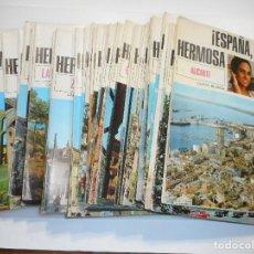 Coleccionismo de Revistas y Periódicos: ¡ESPAÑA, QUÉ HERMOSA ERES!(55 REVISTAS) Y98051 . Lote 191568357