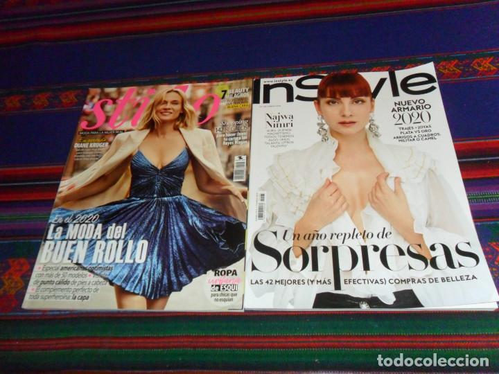Coleccionismo de Revistas y Periódicos: 145 REVISTA FEMENINA COSMOPOLITAN MARIE CLAIRE VOGUE GLAMOUR VANITY FAIR CITIZEN K TELVA. AMPLIADO! - Foto 38 - 45065154