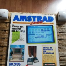 Coleccionismo de Revistas y Periódicos: REVISTA AMSTRAD SEMANAL N.65. Lote 191689783
