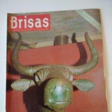 Colecionismo de Revistas e Jornais: REVISTA BRISAS ÚLTIMA HORA, NÚMEROS DE 1993-2001. Lote 192065608