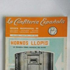 Coleccionismo de Revistas y Periódicos: REVISTA LA CONFITERÍA ESPAÑOLA ENERO 1968. Lote 192134110