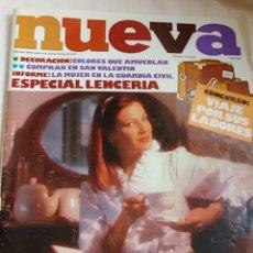 Coleccionismo de Revistas y Periódicos: NUEVA, ANTIGUA REVISTA AÑO IV NÚMERO 2. Lote 192162112