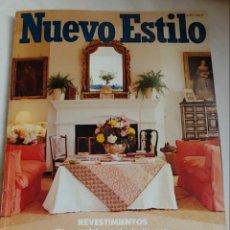Coleccionismo de Revistas y Periódicos: NUEVO ESTILO. ANTIGUA REVISTA NÚMERO 114. Lote 192162307