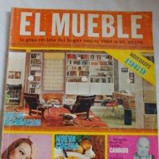 Coleccionismo de Revistas y Periódicos: EL MUEBLE, ANTIGUA REVISTA 1969. Lote 192162436
