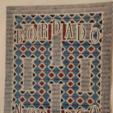 Coleccionismo de Revistas y Periódicos: REVISTA DE LABORES BORDADO NORUEGO NÚMERO 6 EDICIONES AMELBER 1974. Lote 192163072