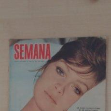 Coleccionismo de Revistas y Periódicos: SEMANA. MARISOL YA PUEDE TENER HIJOS. Lote 192211732