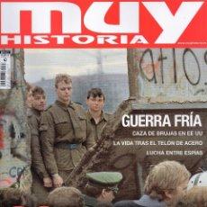 Colecionismo de Revistas e Jornais: MUY HISTORIA N. 117 - EN PORTADA: 30 AÑOS SIN MURO DE BERLIN (NUEVA). Lote 203771206