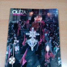 Coleccionismo de Revistas y Periódicos: ORIHUELA - REVISTA OLEZA - SEMANA SANTA 1990 - BUEN ESTADO - VER FOTOS. Lote 192607892