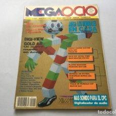 Coleccionismo de Revistas y Periódicos: REVISTA MEGAOCIO MEGA OCIO 1990 Nº 16 SUPER MARIO BROS ANCIENT BATTLES XENON TARGHAM GUNBOAT. Lote 192728842