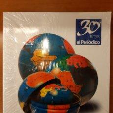 Coleccionismo de Revistas y Periódicos: EL PERIÓDICO 30 ANYS 1978-2008. Lote 193381193
