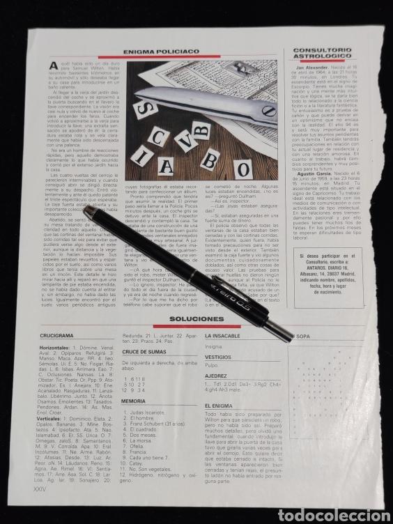 Coleccionismo de Revistas y Periódicos: Recorte,Los versos de Gloria Fuertes,Solana. - Foto 2 - 193410078