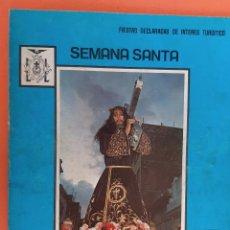 Coleccionismo de Revistas y Periódicos: LIBRO REVISTA PROGRAMA SEMANA SANTA MARINERA VALENCIA 1977 ORIGINAL BO. Lote 295791303