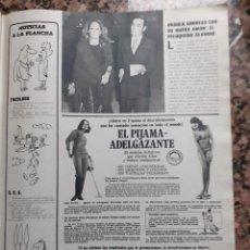 Collectionnisme de Revues et Journaux: URSULA ANDRESS. Lote 193832128