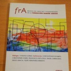 Coleccionismo de Revistas y Periódicos: REVISTA DE CIENCIAS Y HUMANIDADES DE LA FUNDACIÓN RAMÓN ARECES Nº 10. Lote 193974195