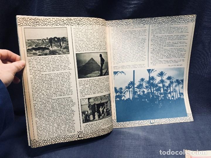 Coleccionismo de Revistas y Periódicos: 9 revistas mensual ajoblanco encuentro difusión contracultura españa año 1977 1978 - Foto 15 - 193985167