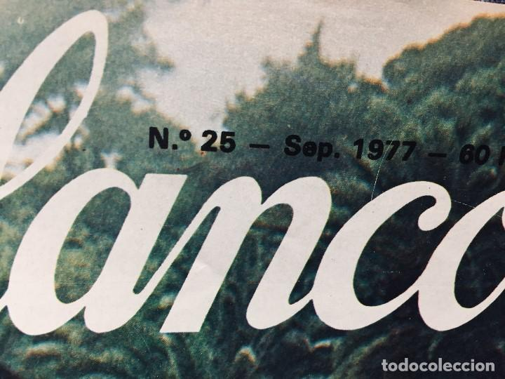 Coleccionismo de Revistas y Periódicos: 9 revistas mensual ajoblanco encuentro difusión contracultura españa año 1977 1978 - Foto 5 - 193985167