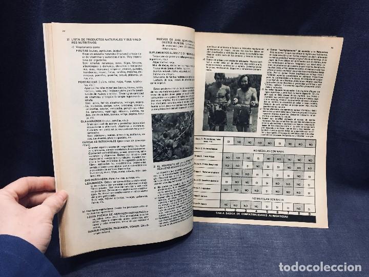 Coleccionismo de Revistas y Periódicos: 9 revistas mensual ajoblanco encuentro difusión contracultura españa año 1977 1978 - Foto 9 - 193985167