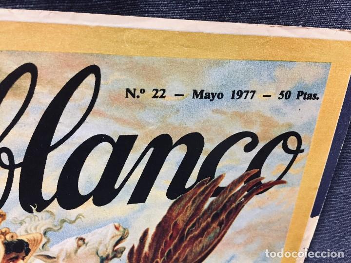 Coleccionismo de Revistas y Periódicos: 9 revistas mensual ajoblanco encuentro difusión contracultura españa año 1977 1978 - Foto 11 - 193985167