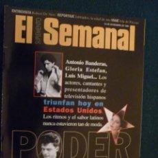 Coleccionismo de Revistas y Periódicos: SUPLEMENTO EL SEMANAL / PODER HISPANO / Nº 474 - 1996. Lote 194214462