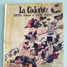 Coleccionismo de Revistas y Periódicos: REVISTA LA CODORNIZ Nº 1424. Lote 194214962