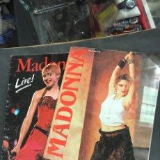 Coleccionismo de Revistas y Periódicos: 2 REVISTAS DE MADONNA DE 1987. Lote 194216662