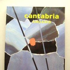 Coleccionismo de Revistas y Periódicos: ANUARIO DE CANTABRIA 2002 - EL DIARIO MONTAÑÉS - PORTADA ANGEL DE LA HOZ. Lote 194223512