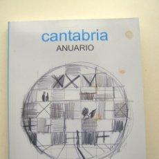 Coleccionismo de Revistas y Periódicos: ANUARIO DE CANTABRIA 2009 - EL DIARIO MONTAÑÉS - PORTADA EDUARDO GRUBER. Lote 194223820