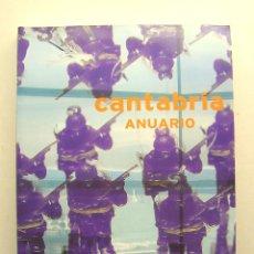 Coleccionismo de Revistas y Periódicos: ANUARIO DE CANTABRIA 2004 - EL DIARIO MONTAÑÉS - PORTADA PILAR COSSÍO. Lote 194224358