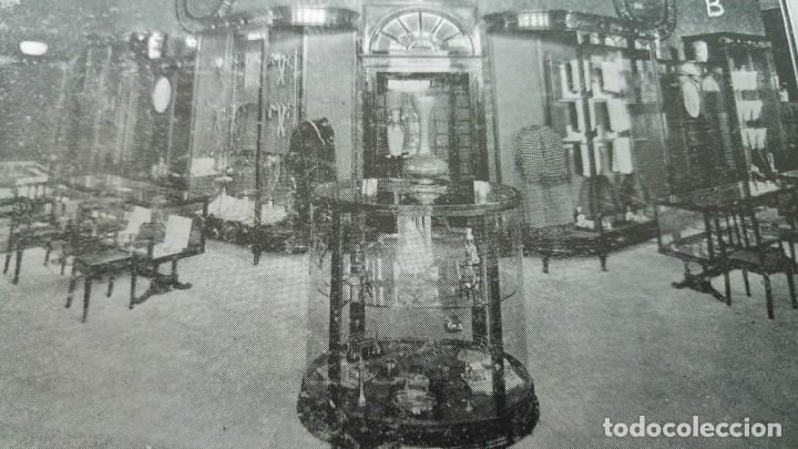 Coleccionismo de Revistas y Periódicos: COMAS Y Cª NUEVO ESTABLECIMIENTO BARCELONA NOVEDADES CAMISERIA ABANICOS PERFUMERIA REVISTA AÑO 1913 - Foto 5 - 194237051