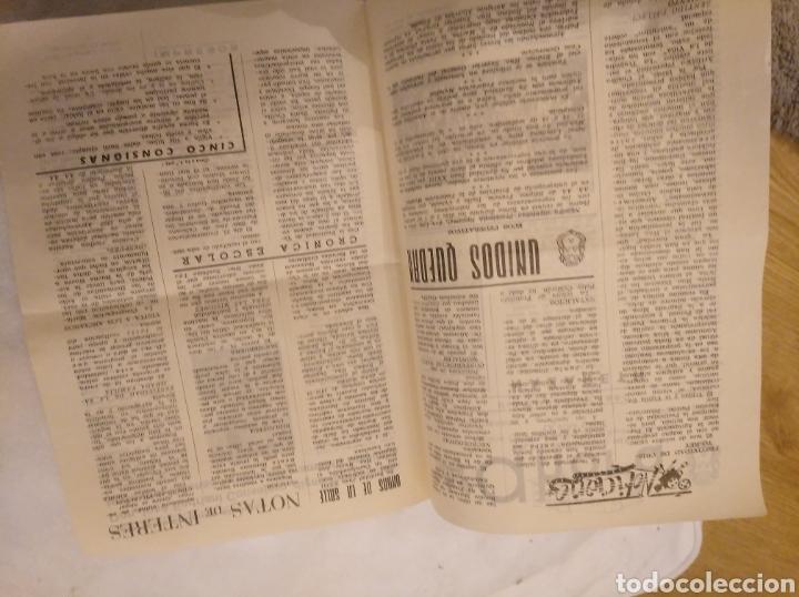 Coleccionismo de Revistas y Periódicos: CN Ahora boletín Escuelas Ntra Sra Rosario y San Antonio.La Viña,Cádiz. 1959.José Fedriani Consejero - Foto 2 - 194245317