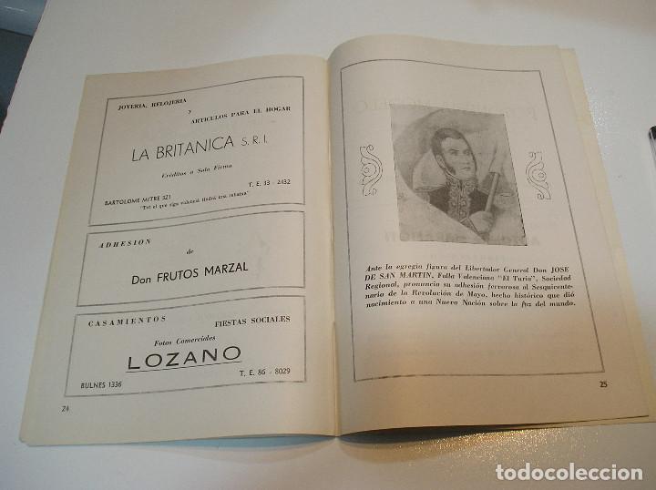 Coleccionismo de Revistas y Periódicos: FALLA FALLAS DE VALENCIA EL FALLERO DE PLATA 1960 BUEN ESTADO FOTOS DE TODAS LAS HOJAS - Foto 15 - 194248790