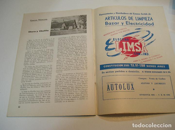 Coleccionismo de Revistas y Periódicos: FALLA FALLAS DE VALENCIA EL FALLERO DE PLATA 1960 BUEN ESTADO FOTOS DE TODAS LAS HOJAS - Foto 19 - 194248790