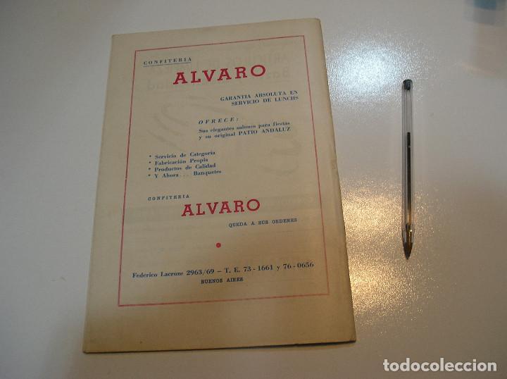 Coleccionismo de Revistas y Periódicos: FALLA FALLAS DE VALENCIA EL FALLERO DE PLATA 1960 BUEN ESTADO FOTOS DE TODAS LAS HOJAS - Foto 20 - 194248790