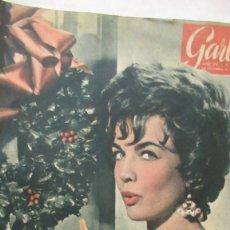 Coleccionismo de Revistas y Periódicos: REVISTA GARBO ENº 354 BODA DE DIANA DE ORLEANS. 16 DICIEMBRE 1960 . Lote 194252873