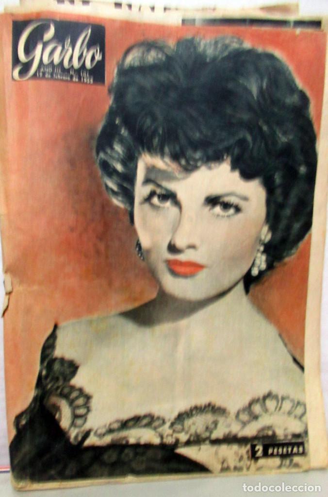 REVISTA GARBO ENº 101 URSULA THIESS (Coleccionismo - Revistas y Periódicos Modernos (a partir de 1.940) - Otros)