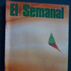 Coleccionismo de Revistas y Periódicos: SUPLEMENTO EL SEMANAL / ¿ MAGIA O DESENCANTO? / Nº 320 - 1993. Lote 194258817