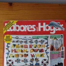 Coleccionismo de Revistas y Periódicos: LABORES DEL HOGAR NÚMEROS 478, 474, 476, 398, 445, 414, 436, 433 Y 402. Lote 194287611