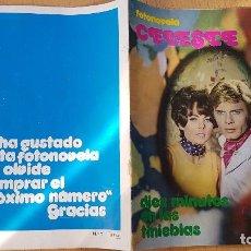 Coleccionismo de Revistas y Periódicos: DIEZ MINUTOS EN LAS TINIEBLAS. Lote 194301732