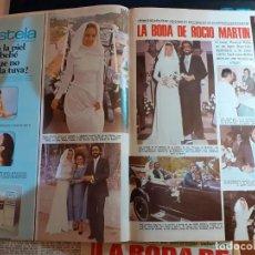 Coleccionismo de Revistas y Periódicos: ROCIO MARTIN MISS ESPAÑA 1972. Lote 194309003
