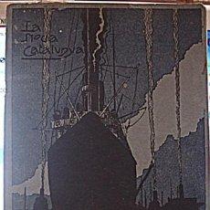 Coleccionismo de Revistas y Periódicos: LA NOVA CATALUNYA REVISTA MESADERA ANY X HAVANA ABRIL 1917 Nº191. Lote 194309983