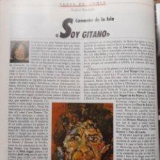 Coleccionismo de Revistas y Periódicos: CAMARON. Lote 194318650