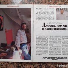Coleccionismo de Revistas y Periódicos: JULIO ANGUITA. Lote 194318755