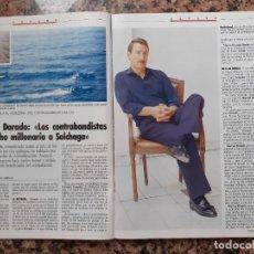 Coleccionismo de Revistas y Periódicos: MARCIAL DORADO. Lote 194319020