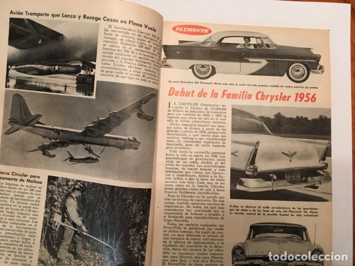 Coleccionismo de Revistas y Periódicos: mecanica popular revista enero 1956 - Foto 2 - 194326016