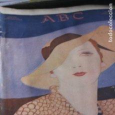 Coleccionismo de Revistas y Periódicos: ZARAGOZA ECHEA ARENAS DE SAN PEDRO 1933. Lote 194335386
